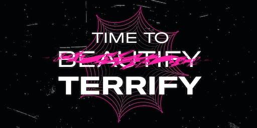 Beauty Insiders Halloween Takeover - Smokey Halloween Look