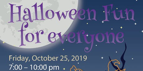 A Spooky Halloween with the Canadian Centre for Men and Families (2018) tickets