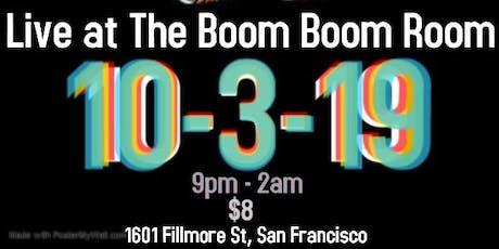 John Rybak & Friends, Voodoo Cabaret, Bay Station at BBR tickets