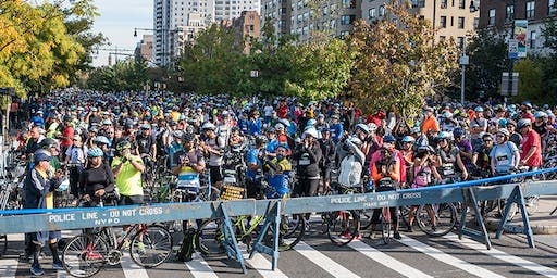 Tour de Bronx 25th Anniversary!