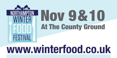 Northampton Winter Food Festival 2019 tickets