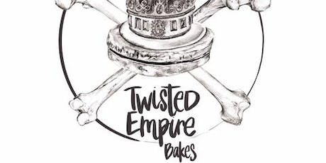 Twisted Empire Bake - Vegan  Afternoon Tea tickets