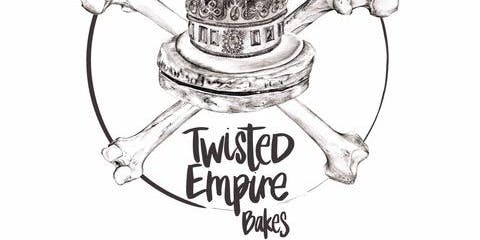 Twisted Empire Bake - Vegan  Afternoon Tea does Christmas