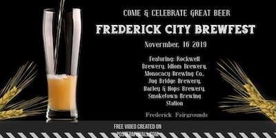Frederick City's 1st Brewfest
