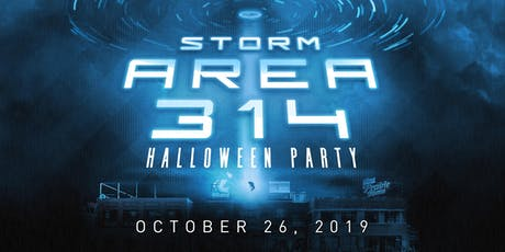Storm Area 314 Halloween Party tickets