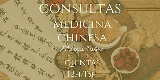 Consultas de Medicina Chinesa