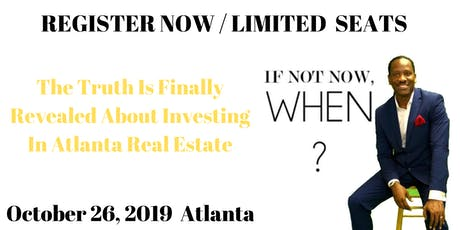 Real Estate Investing For Newbies - Details Blow tickets