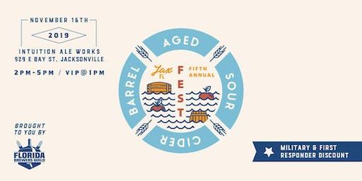 FBG 2019 Barrel Aged, Sour, & Cider Fest