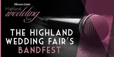 BandFest at The Inverness Courier Highland Wedding Fair