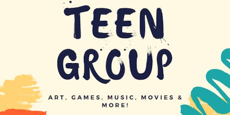 Teen Group - Autism Ontario Simcoe Chapter tickets