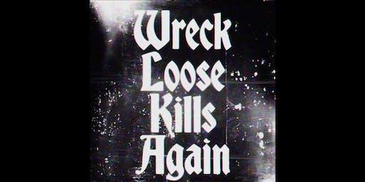 Wreck Loose Album Release Party