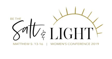 Be The Salt & The Light Women's Conference 2019 tickets