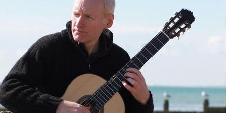 'The Land of the Birds'   An Evening of Classical Guitar with Vincent Linds tickets