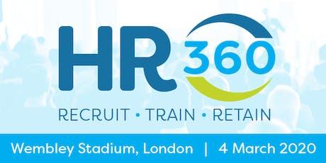 ESPO HR360 tickets