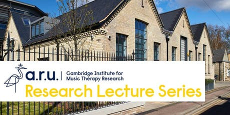 Public Research Lecture: Methods and models of therapeutic songwriting: How clinical orientation shapes practice tickets