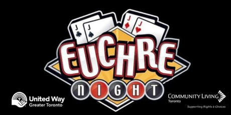 Euchre Night for United Way tickets