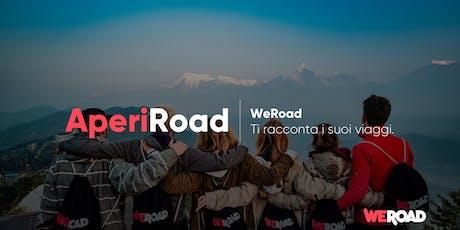 AperiRoad - Firenze | WeRoad ti racconta i suoi viaggi biglietti
