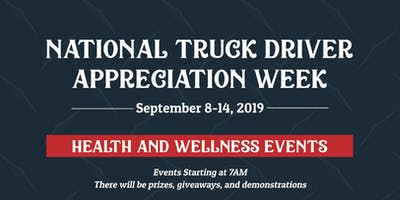 Health and Wellness Heroes with St. Christopher Truckers Relief Fund