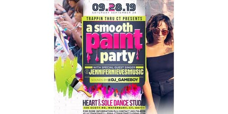 A Smooth Paint Night tickets
