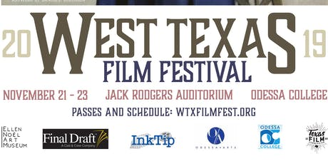 2019 West Texas Film Festival tickets