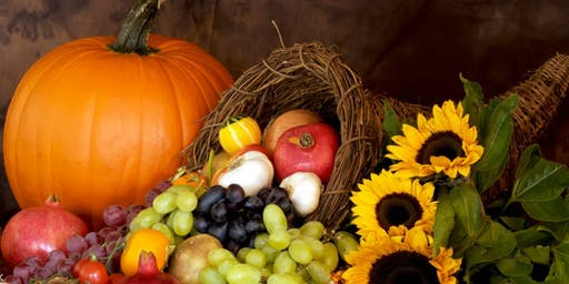 St. Andrew's Annual Harvest Supper