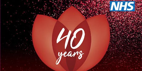 NHS Long Service Awards - 40 years tickets