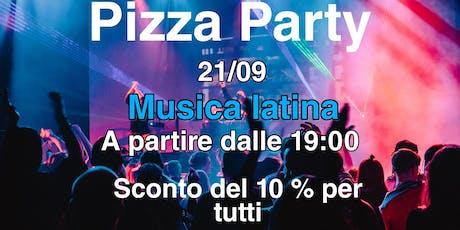 Pizza Party biglietti