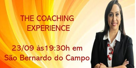 The Coaching Experience ingressos