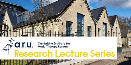 Public Research Lecture: Shared understanding in music therapy improvisation tickets