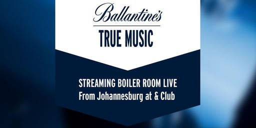 Ballantine Streaming Experience