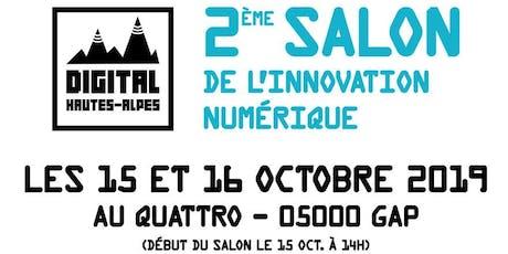 Salon de l'Innovation Numérique - 2ème édition billets