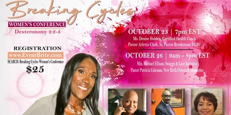Breaking Cycles Women's Conference tickets