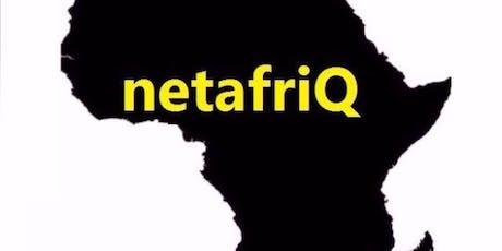 NetAfriQ Professionals Networking Event tickets