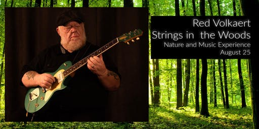 Redd Volkaert Strings in the Woods [TICKETS]