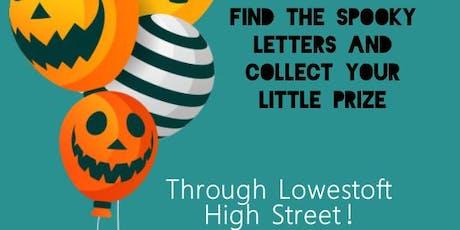 Spooky Trail Lowestoft tickets