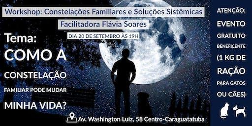 WorkShop Constelação Sistêmica Familiar