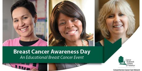 Breast Cancer Awareness Day at Cancer Treatment Centers of America® tickets