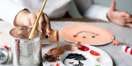 MOMMY & ME: An Introduction for Toddlers on Visual Art Explorations tickets