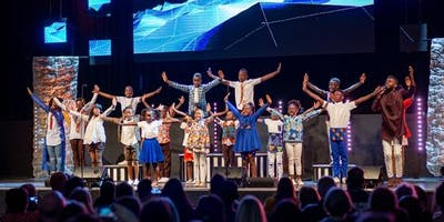 Watoto Children's Choir in 'We Will Go'- South Chingford, London