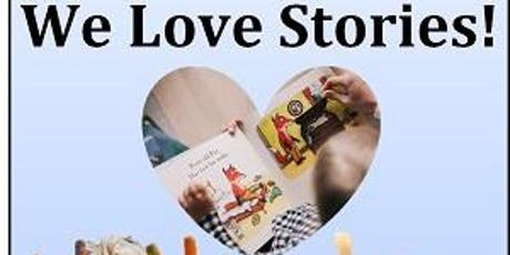 Lydney Library - We Love Stories tickets