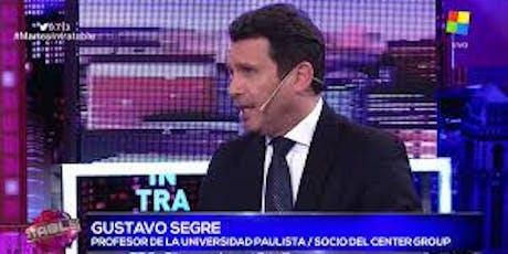Gustavo Segré en Tucumán entradas