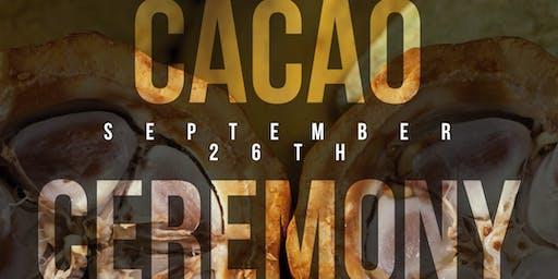 Libra New Moon Cacao Ceremony