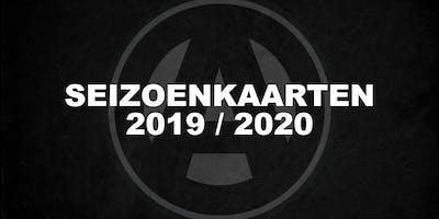 Seizoenkaart 2019-2020