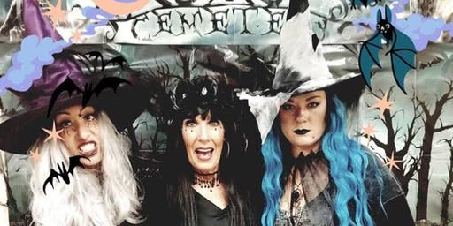 2019 Witches Crawl