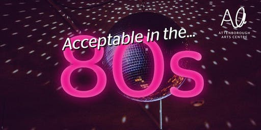 Acceptable in the 80s: Silent Disco Prom Night
