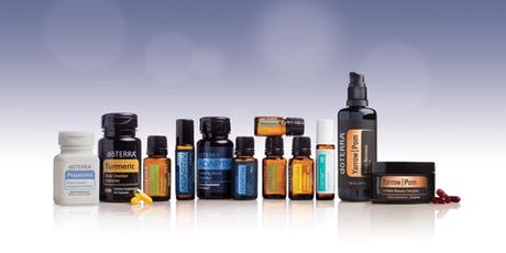 Come experience doTERRA's 13 new oils and products! tickets
