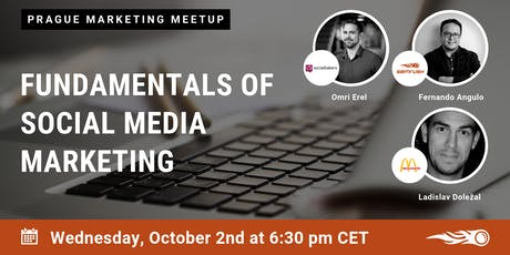 Fundamentals of Social Media Marketing tickets