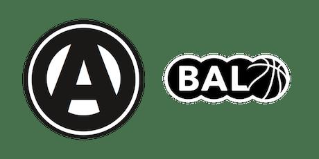 Apollo Amsterdam - Basketball Academie Limburg tickets