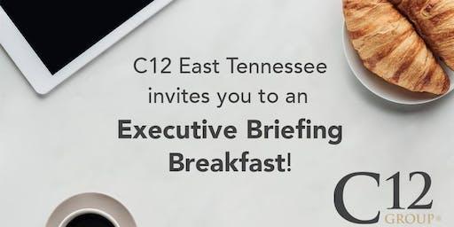 """""""Experience C12"""" Executive Breakfast - November2019"""
