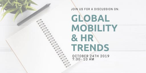 2nd Annual Global Mobility & HR Event (Indianapolis)
